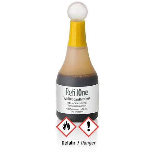 W501, Чернила для маркера для белой доски желтого цвета
