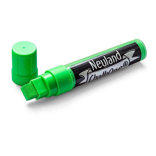 Меловой маркер Neuland ChalkOne® зеленый (С 539), ширина линии 5-15 мм