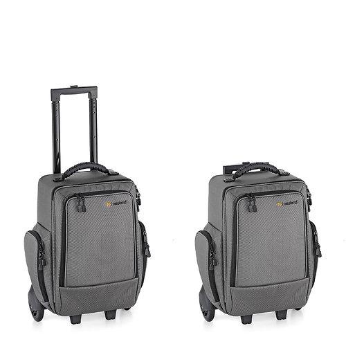 Скошенные чемоданы купить бу рюкзаки