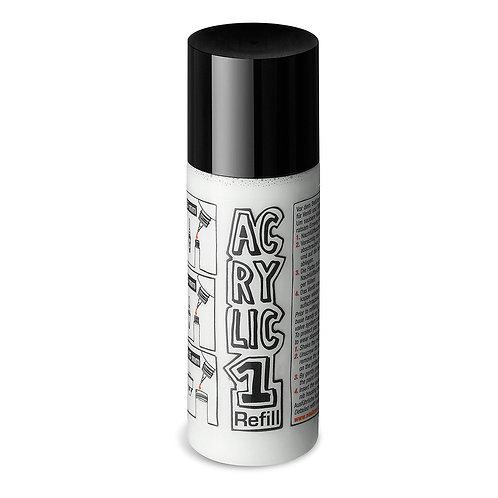 Чернила AcrylicOne Refill, белые АС501