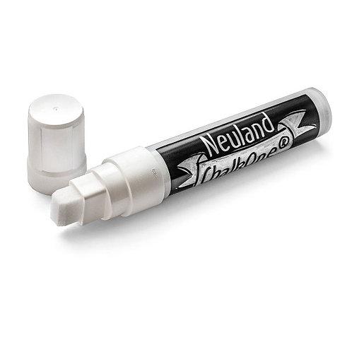 Меловой маркер Neuland ChalkOne® белый (С 501), ширина линии 5-15 мм