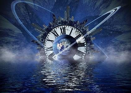 Timeline, Lignée temporelle, Contrôle planétaire, asservissement mondial