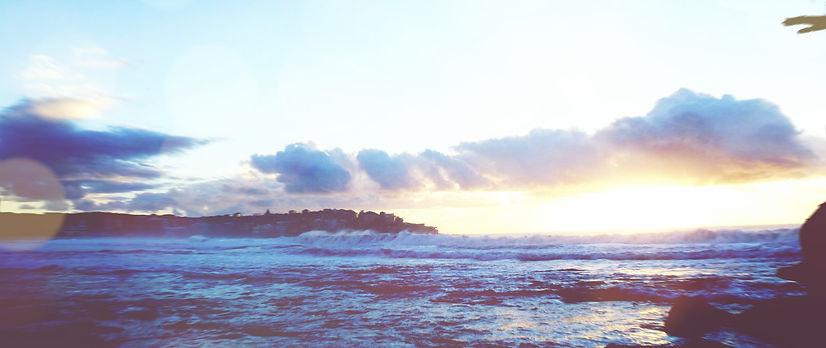 New Dawn, Bondi Beach, Sydney, Australia, Awakening, Rise