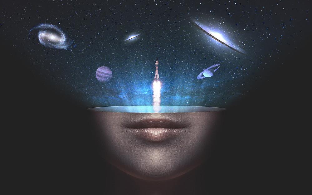 Cosmic Awakening