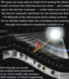 Spectre Électromagnétique.