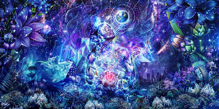 Transcension, Cameron Gray, Universe, Multidimensional, Ascension, Awakening