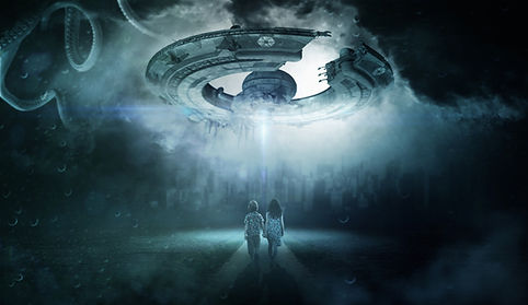 Extra-terrestre, abduction, OVNI, Ascension et Manipulations