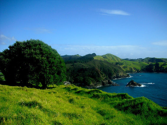 Matauri Bay, New Zealand, Nature, Earth, Ascension