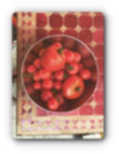 Tomates Maison, Naturel, Biologique, Vivant, Hautes Vibrations, Sain
