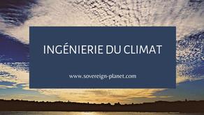 Ingénierie du Climat