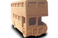 Route Master London Bus Toy Chest made by theme kids single and bunk Bed by Fun Furniture Collection