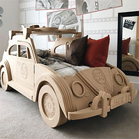 Herbie Beetle Children's theme bed by Fun Furniture Collectin