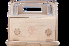 VW Bay Camper Van Single Bed