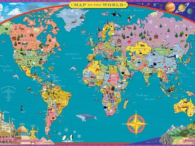 Map of the world showing we ship worldwide. Contact us for a quote.