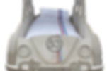 Herbie VW Beetle Single theme kids Bed by Fun Furniture Collection