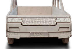 Range Rover Single theme kids Bed by Fun Furniture Collection