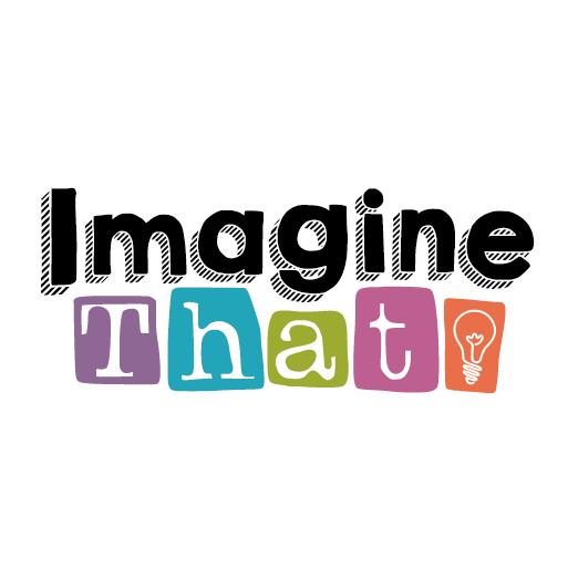 Imagine that! Logo.