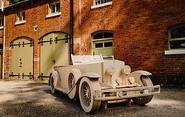 1929 Rolls-Royce Phantom 1 Ascot Phaeton ThemeSingle Bed