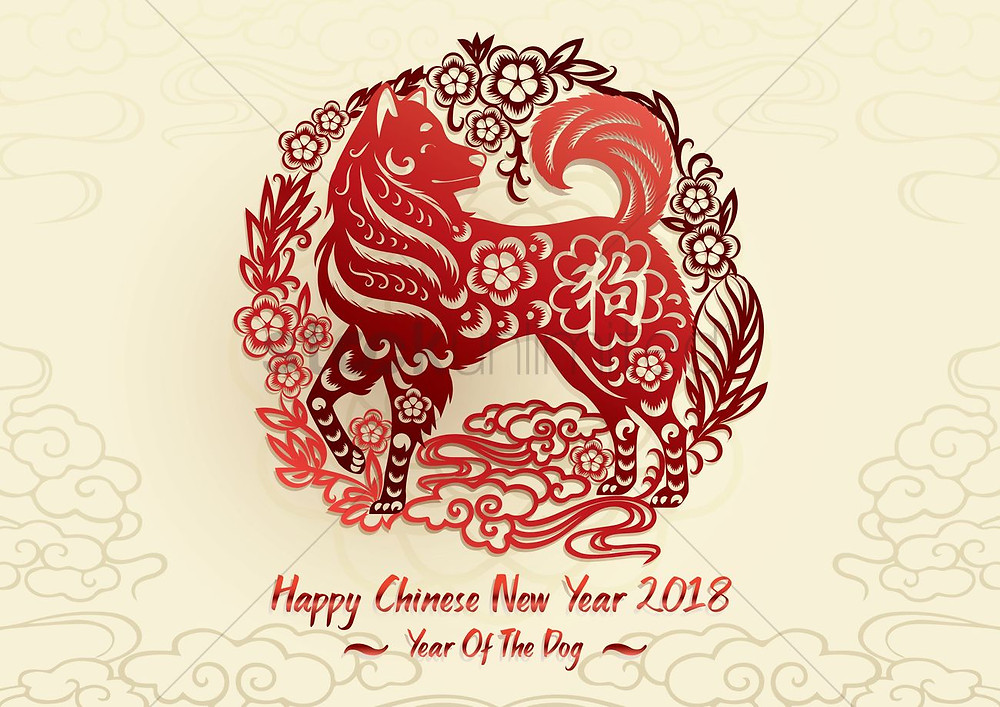 Fun furniture Collection makers of kids theme beds wish you a Happy Chinese new year of the dog.