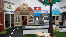 A fun and exciting place for young children to play, explore and learn about the world around us....