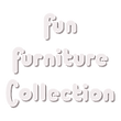 Fun Furniture Collection by The Art of Seeing. Children's Theme beds, toy boxes and storage