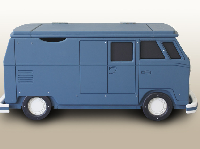 Split Screen Camper van toy chest