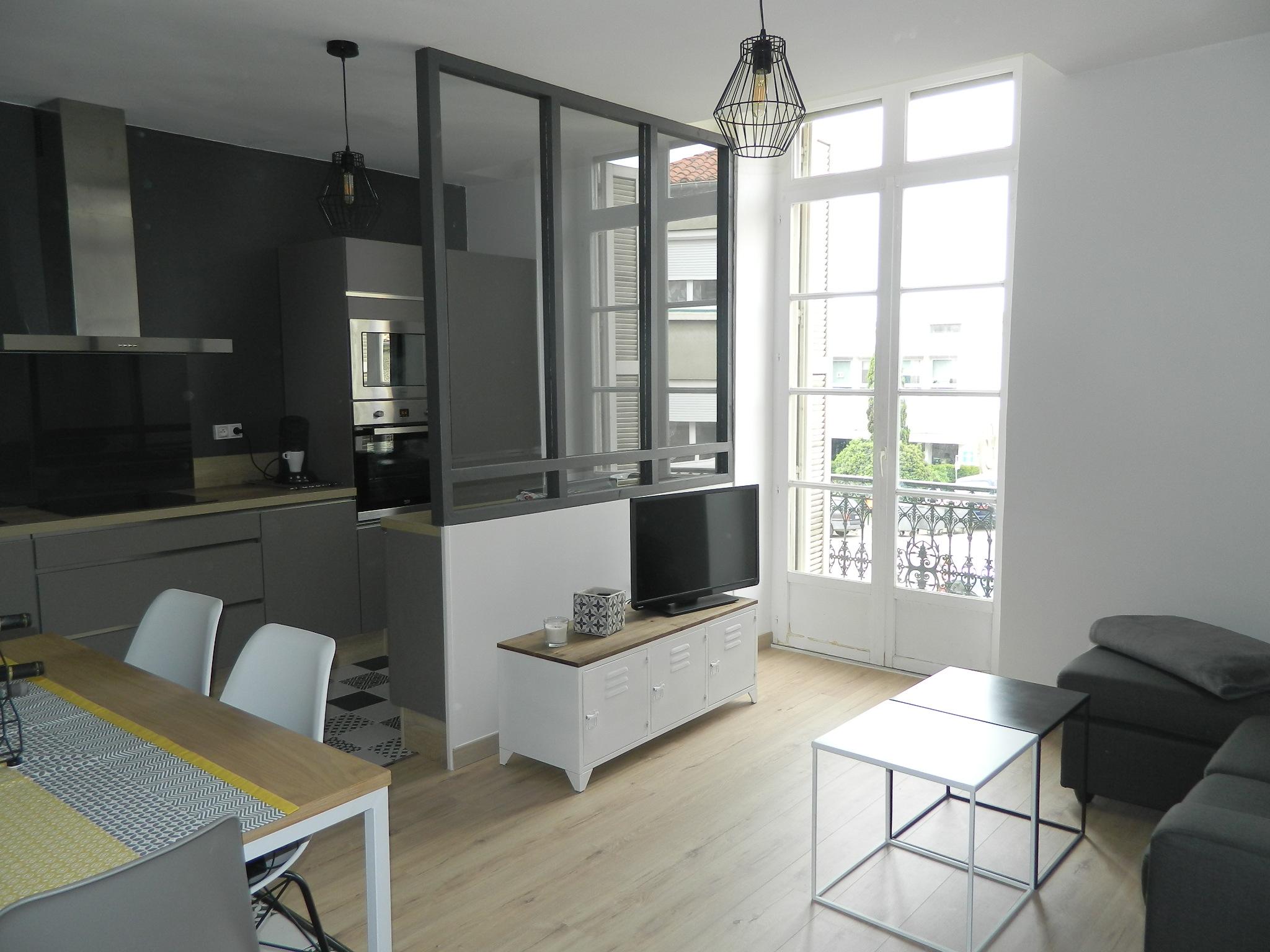 L' Appartement Type 3 Rénové
