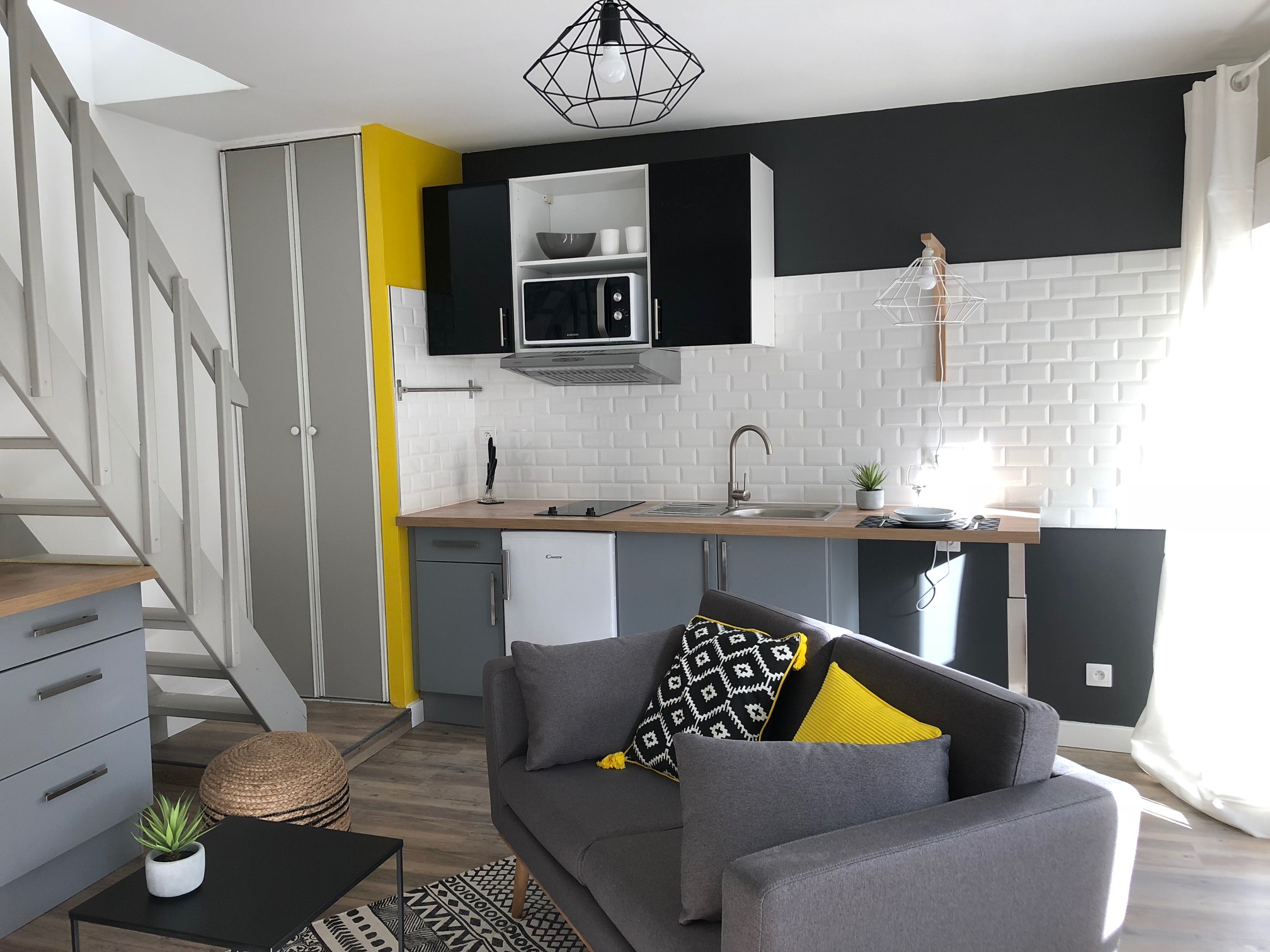 L'Appartement Type 1 Duplex