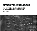 Stop the clock: the environmental benefits of a shorter working week