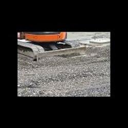路盤築造工事