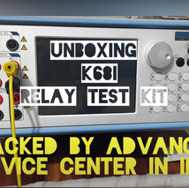 Unboxing K68i, Automatic Relay Test Kit