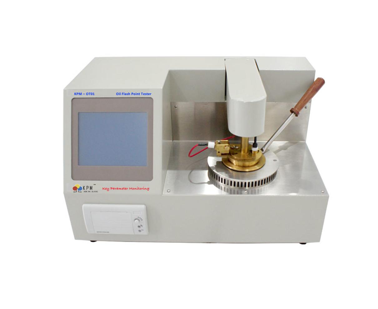 KPM OT01 Oil Flash Tester