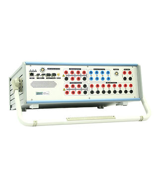 K3163i , IEC 61850 , universal relay test kit , automatic relay test kit ,6 phase , advance software
