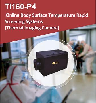 Thermal Imager Cameras - fever Applicati