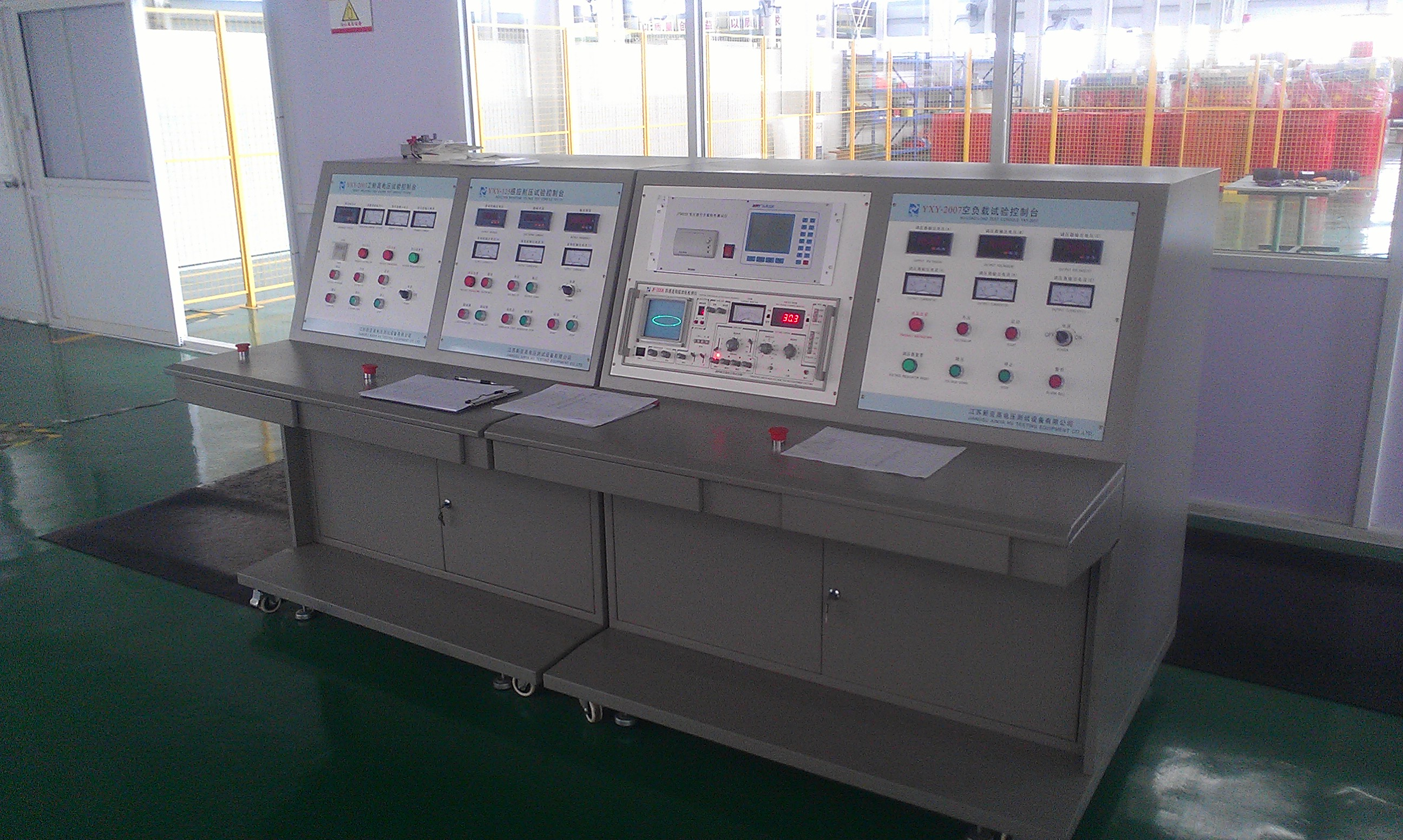 Power Transfomer Comprehensive Tests for