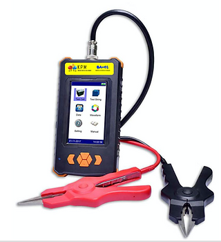 KPM BA01, Battery Analyzer