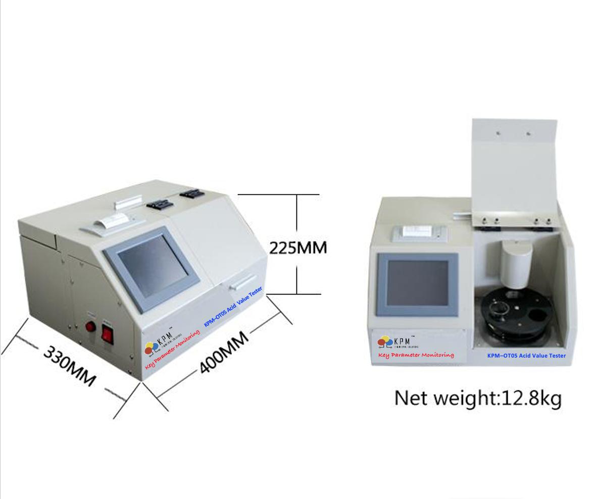 KPM OT05 Acid Value Tester