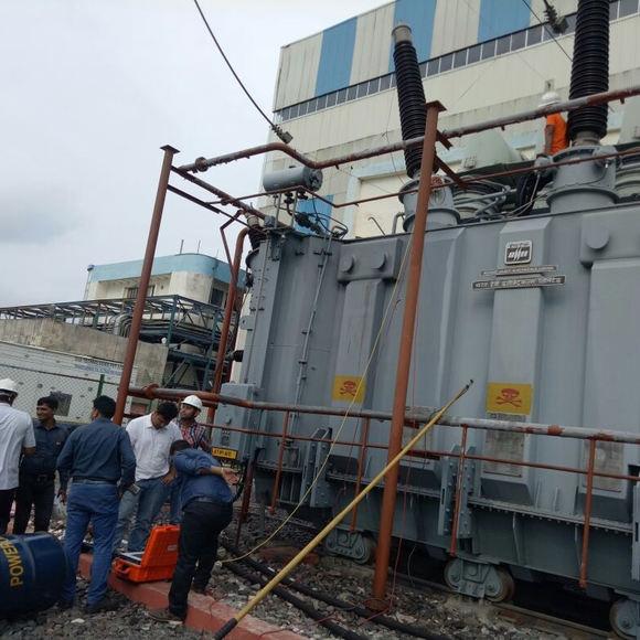 KPM CT_PT Analyzer , Generator Transform