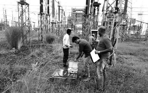 KPM LA Testers for online testing of a lightning arrester , 3 phase and 1Phase