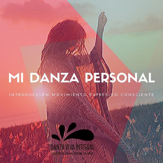 """Taller Introductorio al Programa MEC """"Mi Danza Personal"""""""