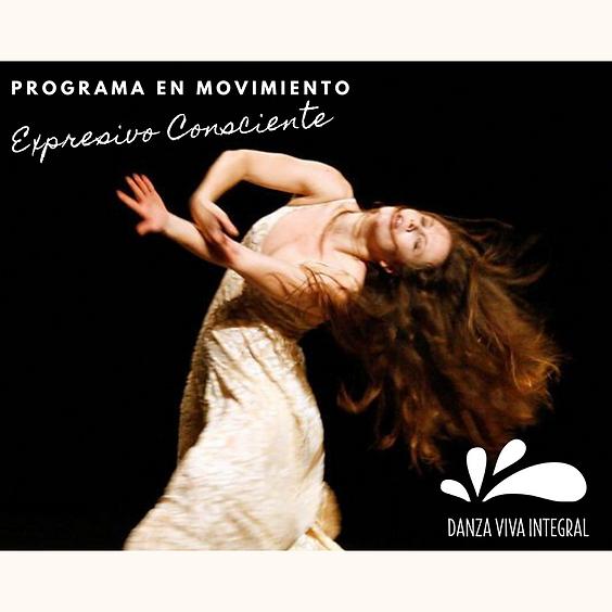 Programa de formación en Movimiento Expresivo Consciente