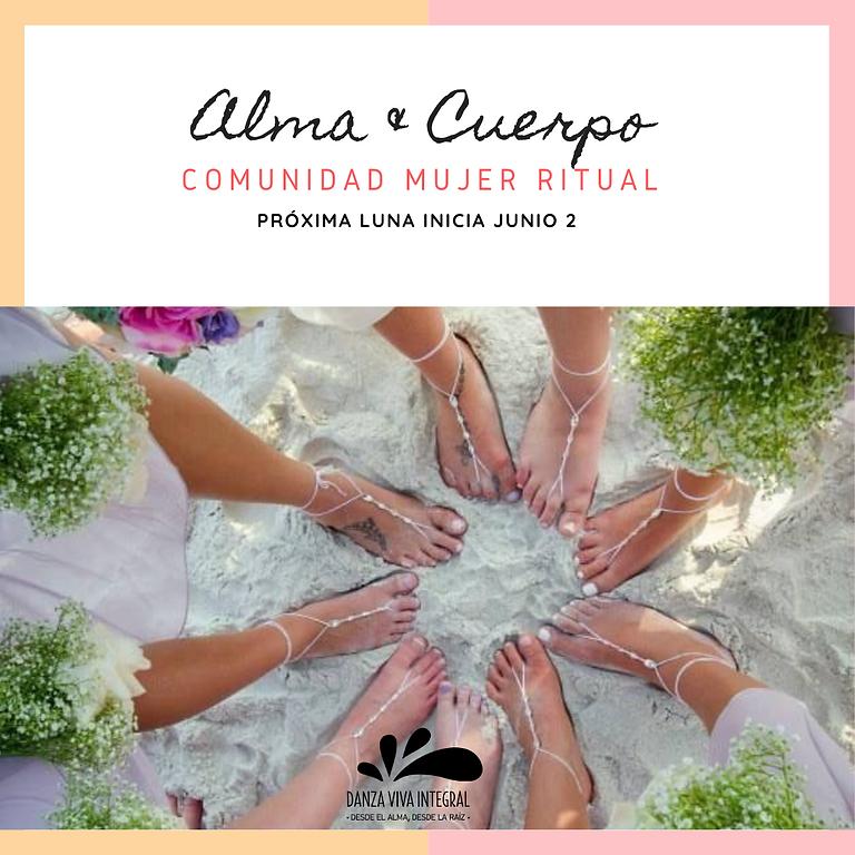 Alma&Cuerpo - Comunidad Mujer Ritual