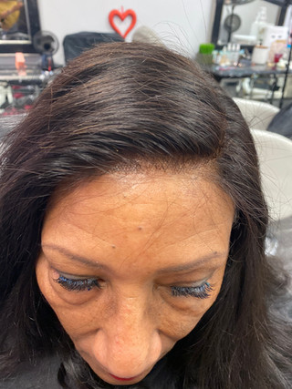 13x6 Lace Frontal Install