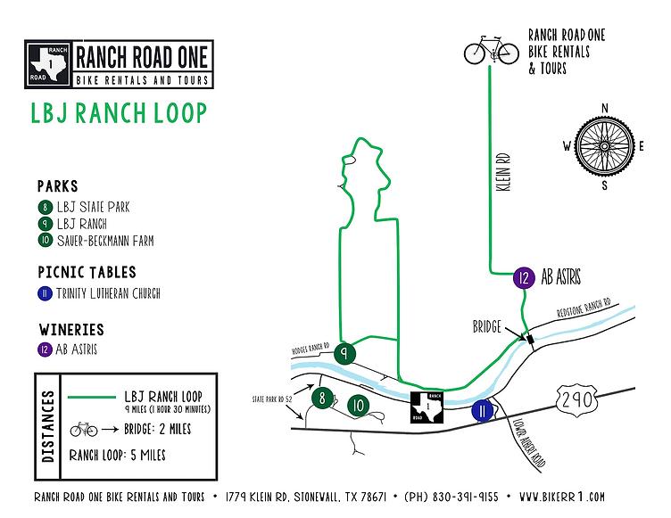 ranch loop
