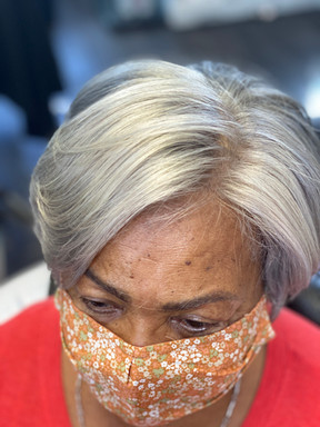 TRC Full Lace Custom Color Wig