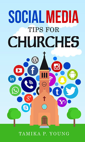 Social Media Tips for Churches - ebook (digital) copy