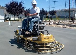 boise commercial concrete contractor