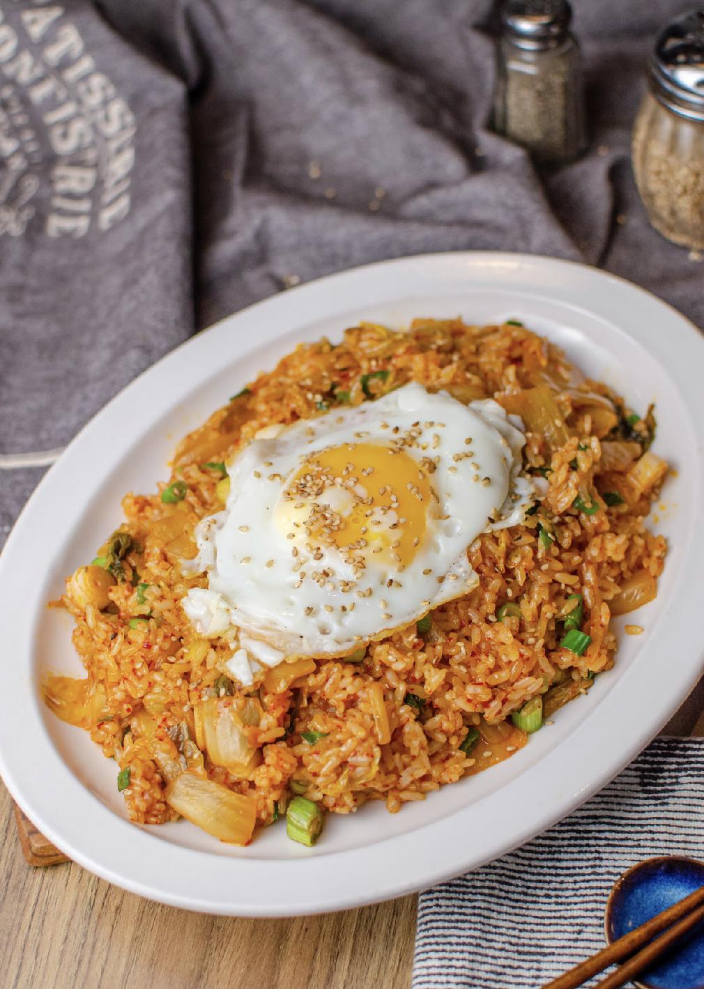 kimchi fried rice ch