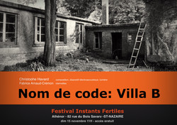 Nom de code : Villa B - 2015