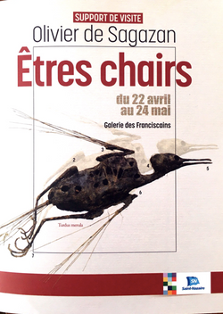 """Êtres chairs"" 2017"